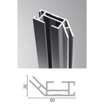 26mm schwebend Profil
