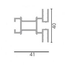 40mm Querschnitt