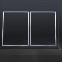 wallmax2 - nur Aluminiumrahmen