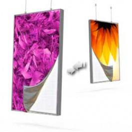 lightmax2 - doppelseitiger Leuchtkasten