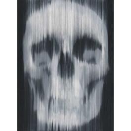 SALE wallmax1 Skull 120 x 160 cm