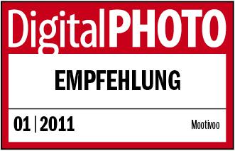 Fotoleinwand Empfehlung DigitalPHOTO